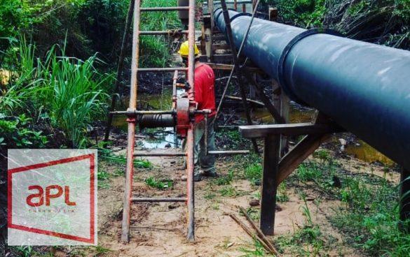 Sondagem a percussão SPT para abastecimento de água