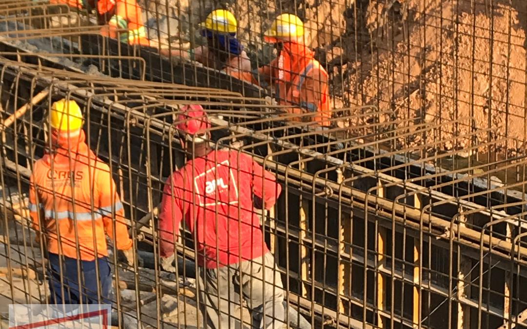 Como calcular a quantidade de concreto usinado